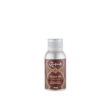Huile de henné pour cheveux 50 ml