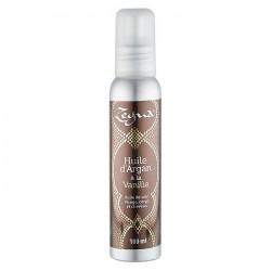 Huile d'argan à la vanille  100 ml